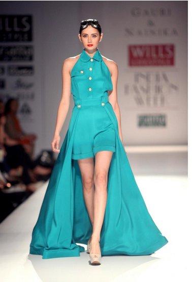 Gauri & Nainika fashion store - Hauz Khas Village