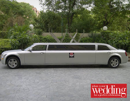 Limousine Car On Rent In Delhi