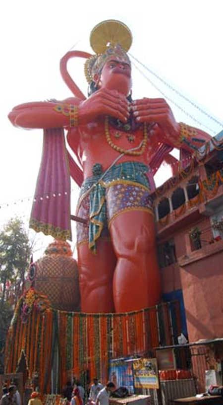 Hanuman Mandir Jhandewalan Delhi Ncr Gocityguides