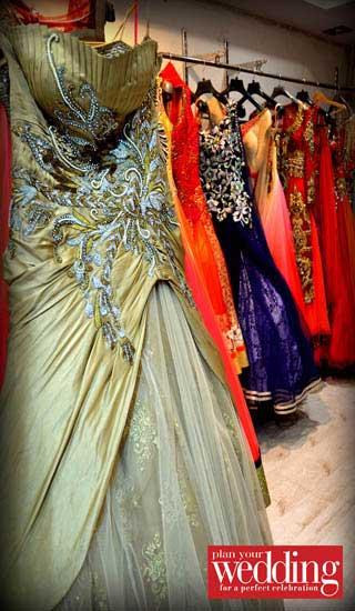 Deepak Chhabra Fashion Designer Delhi