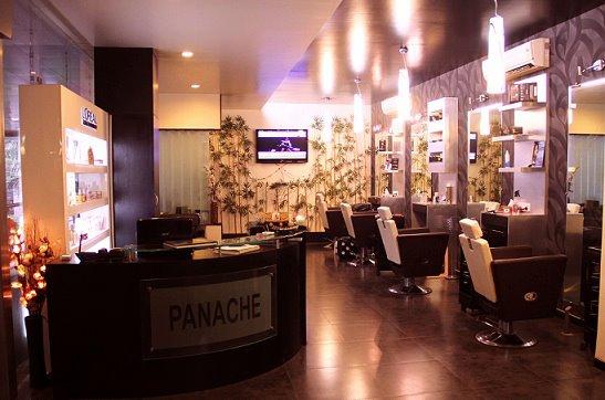 Gallery panache unisex salon spa viman nagar pune for Salon panache
