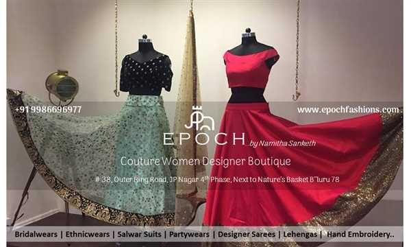 Gallery Epoch Designer Studio Jp Nagar Phase 3 Bangalore Plan Your Wedding